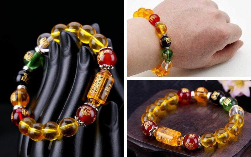 feng shui bracelet for wealth
