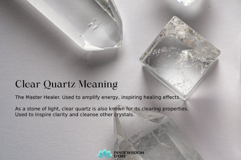 clear quartz meaning