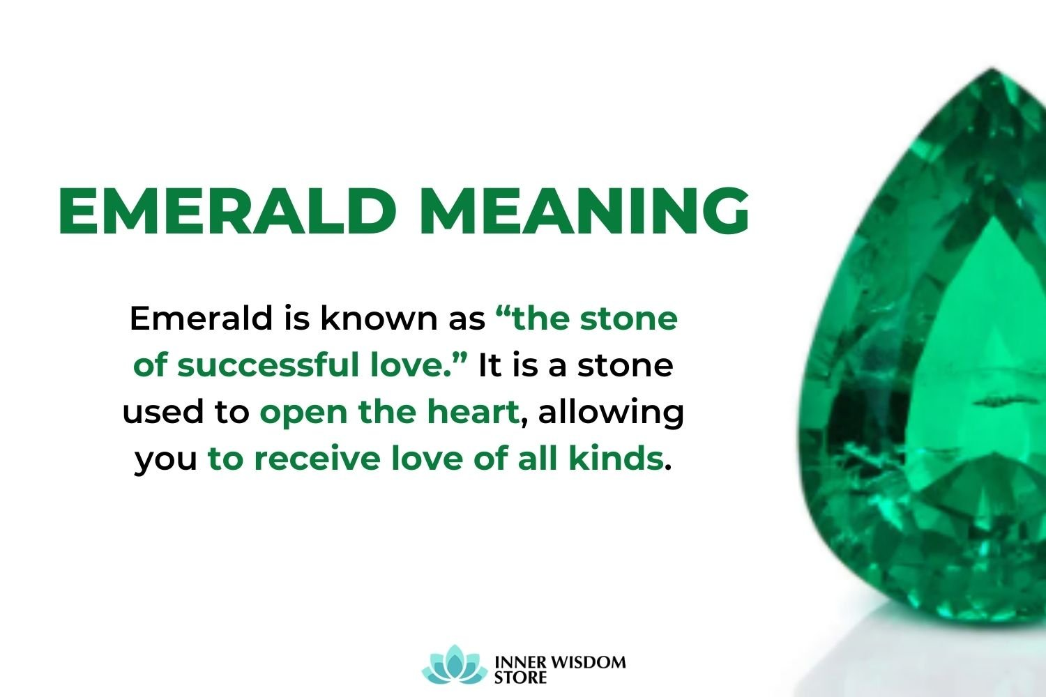 emerald crystal meaning