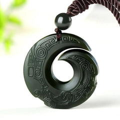 Feng Shui 2020 - Jade Lucky Pendant Necklace