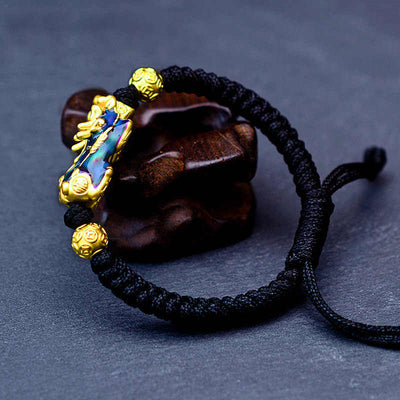 Color-Changing Pixiu Abundance Bracelet