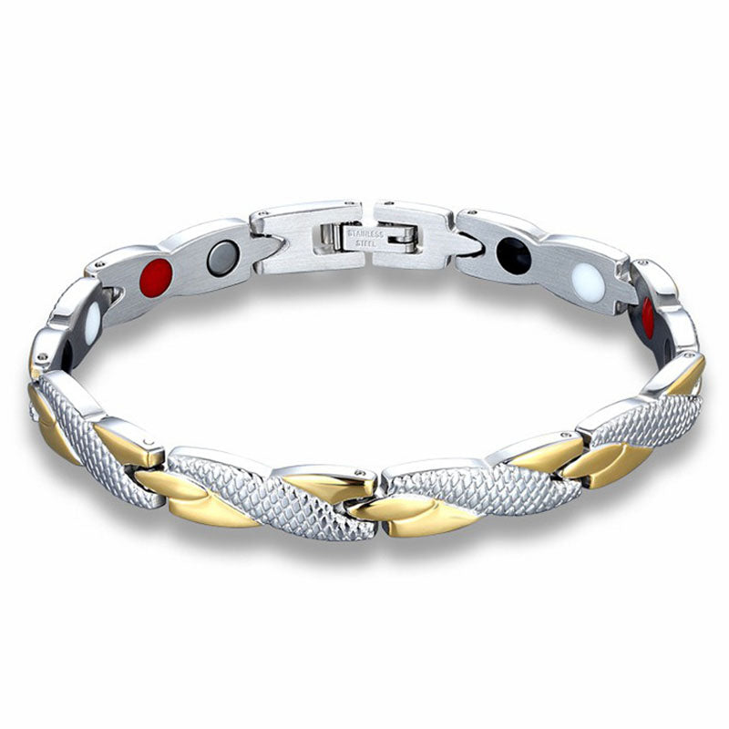 Dragon Scale Magnetic Healing Bracelet