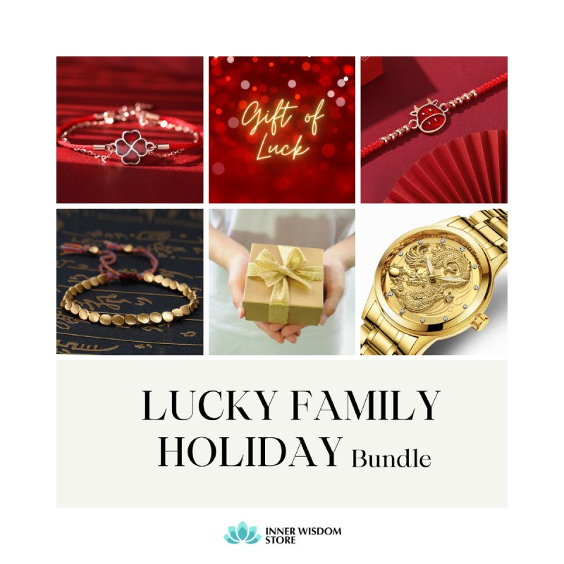 Lucky Family Holiday Gift Bundle
