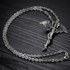 Dragon Sword Pendant Necklace - Necklace - Inner Wisdom Store