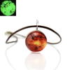 Glowing In The Dark Planets Necklace