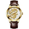 Golden Dragon Automatic Watch - Watch - Inner Wisdom Store