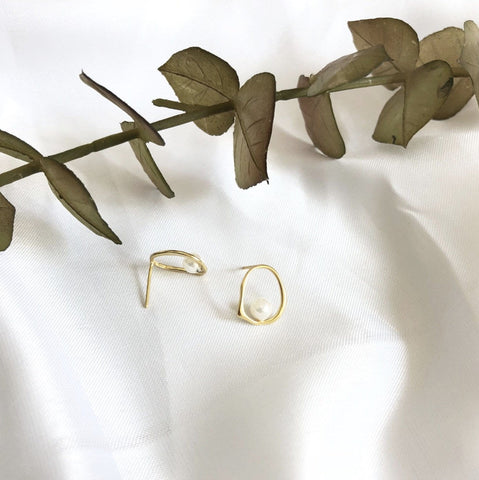 Image of PURE Pearl Ring Set