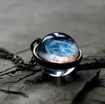 Universe in a necklace - Necklace - Inner Wisdom Store