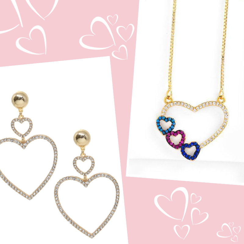 VALENTINE JEWELRY GIFT IDEAS | NIKouture