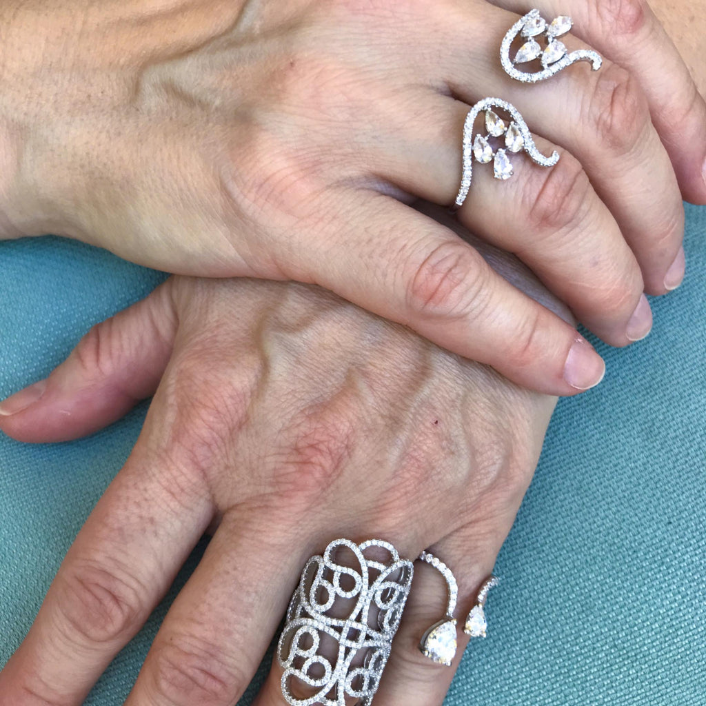 Trendy and Handmade Sterling Silver Rings – 2019