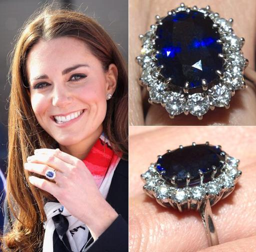 TOP 5 TRENDS FROM A ROYAL ENGAGEMENT RING