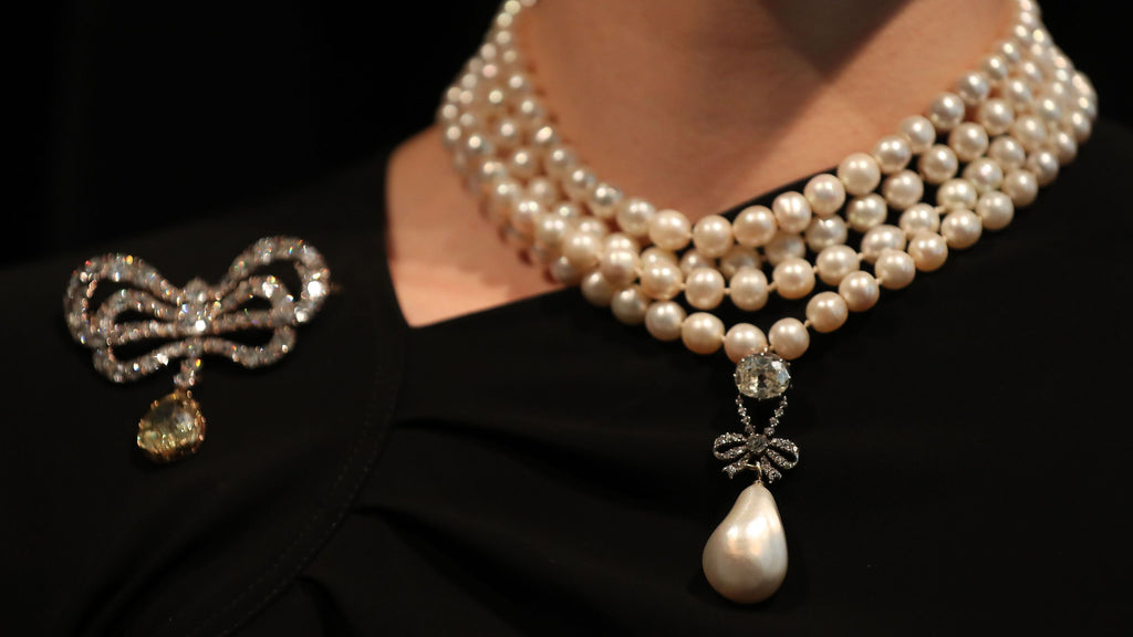 Pearl Necklaces, Their Varieties, Grading, and Important Tips during Size and Length Consideration and Pearls Protection