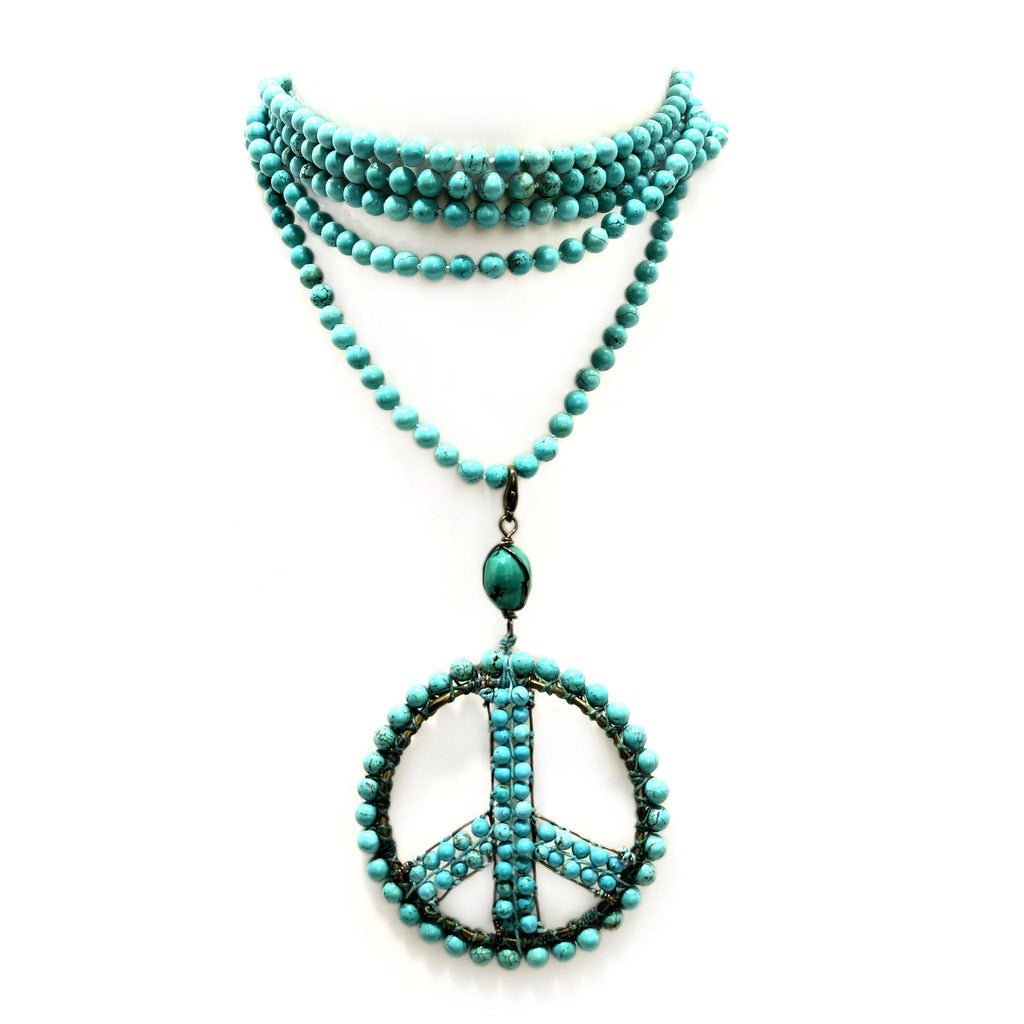 Mexico | La Paz Peace Necklace