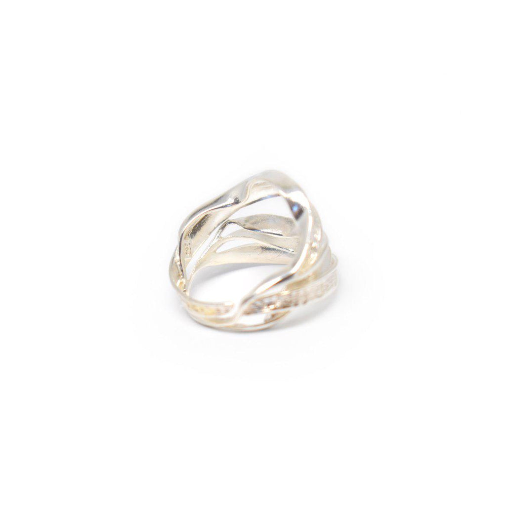Thailand | Silver Vines Ring