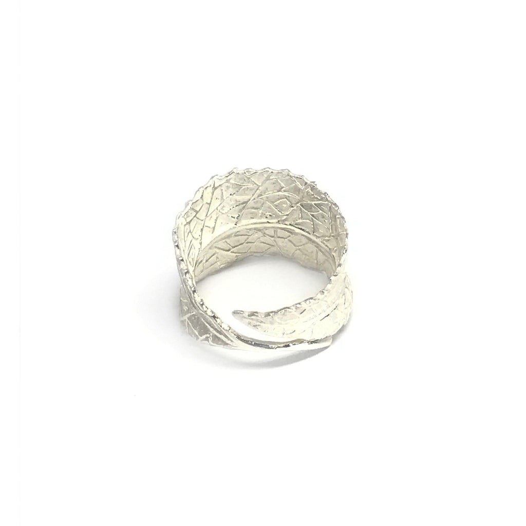 Thailand | Silver Leaf Ring