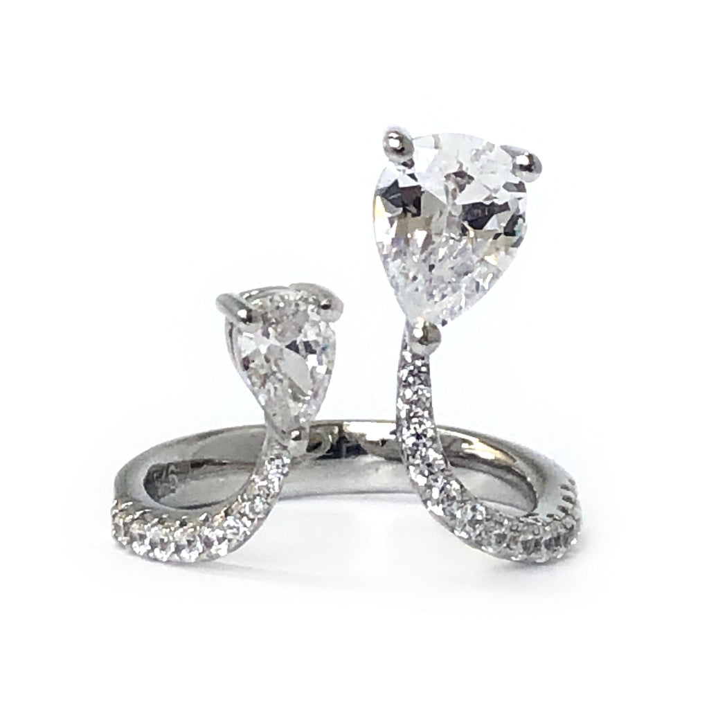 Thailand | Brilliance Pear Ring