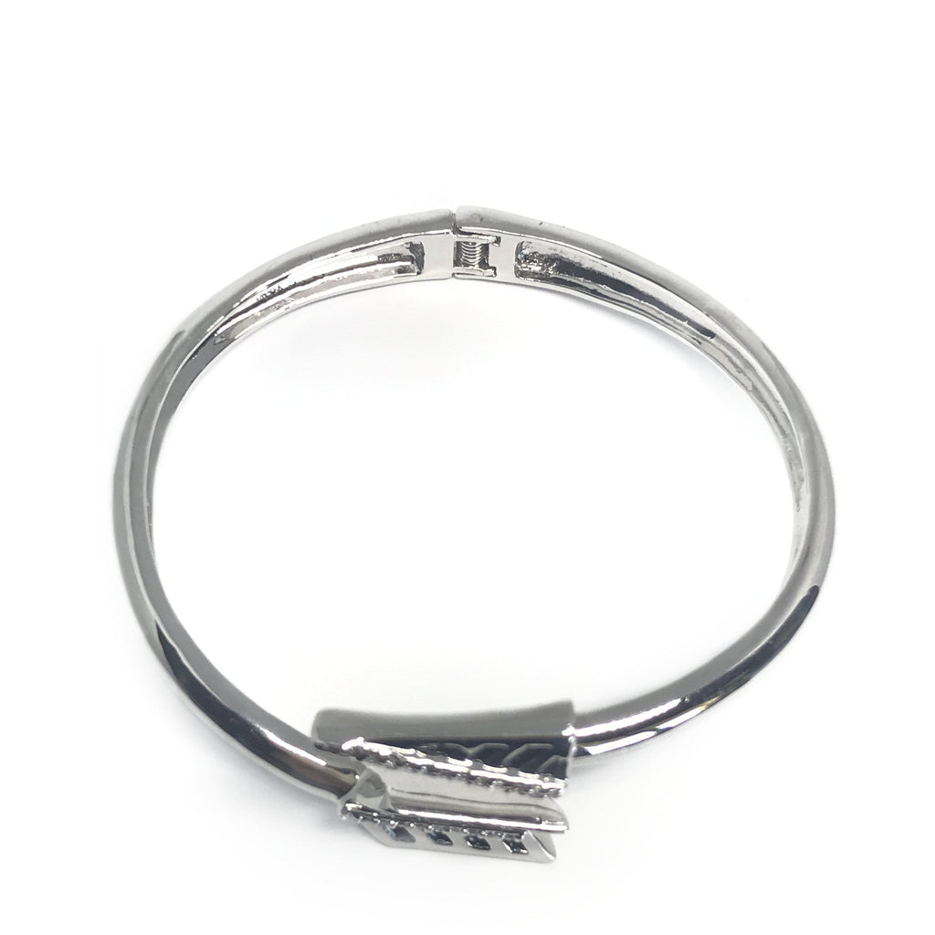 USA | Curved Arrow Bangle