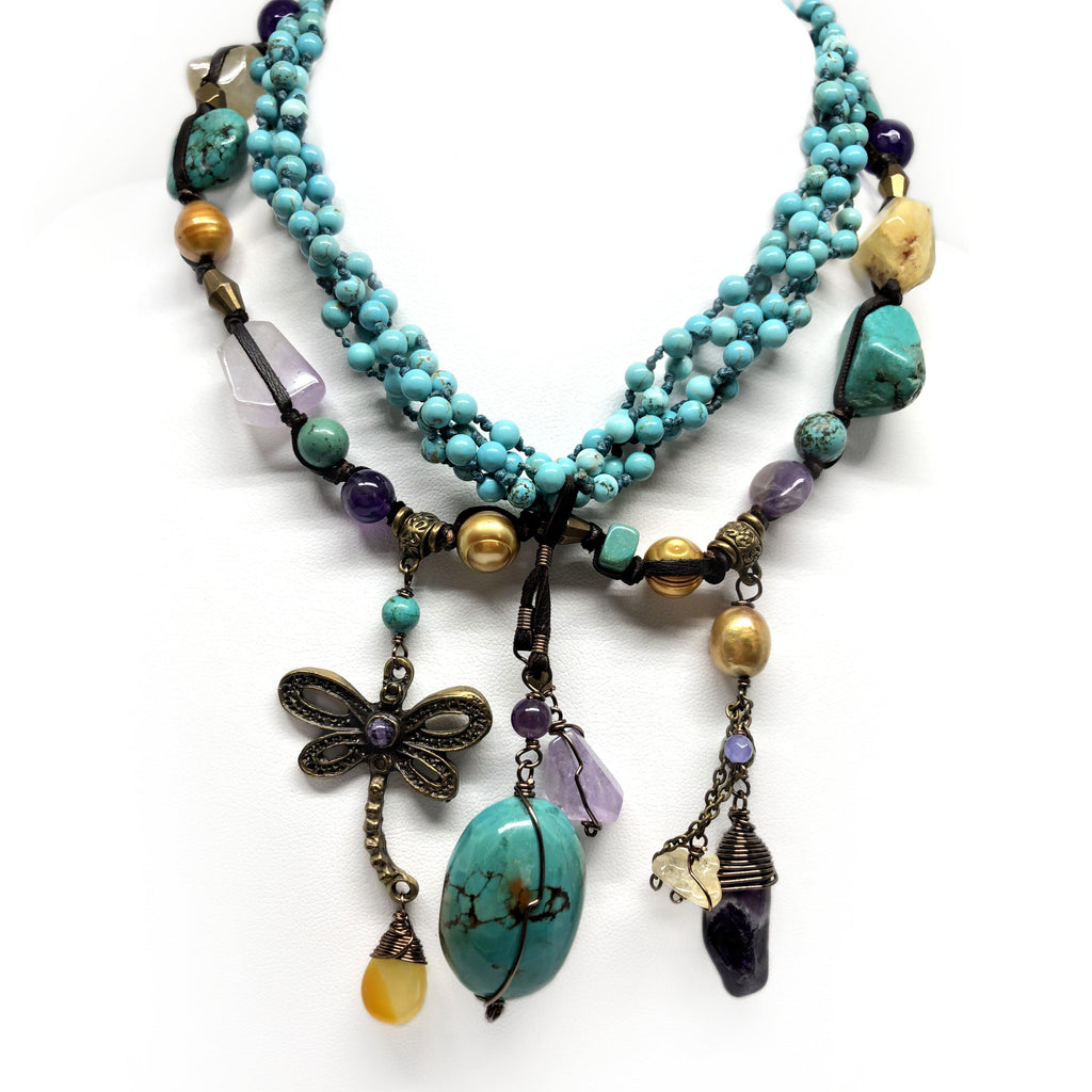 Mexico | Mèrida Multi-layer Necklace