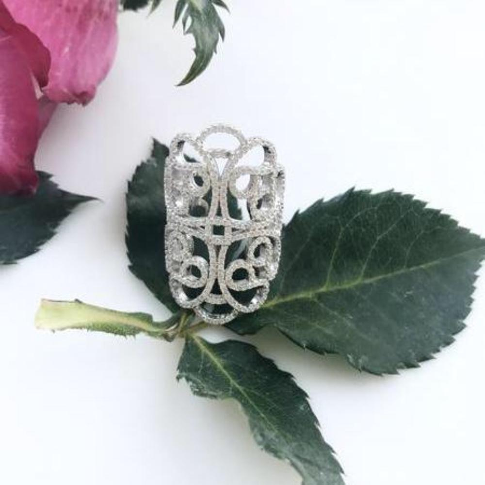 Thailand l Whimsical Brilliance Ring-Ring-N.I.Kouture