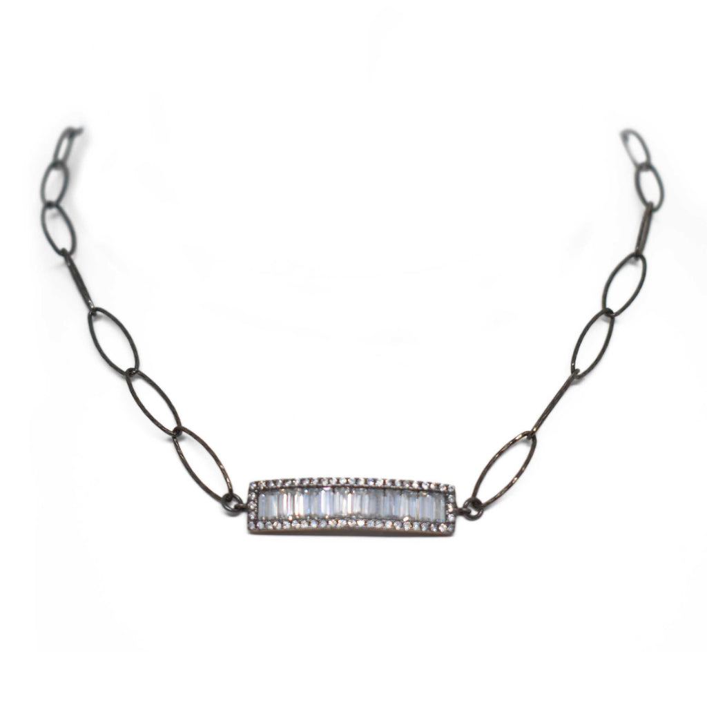 USA | Pretty Chains Choker-necklace-N.I.Kouture