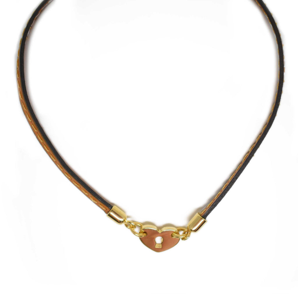 Venezuela | Unlock Choker-necklace-N.I.Kouture