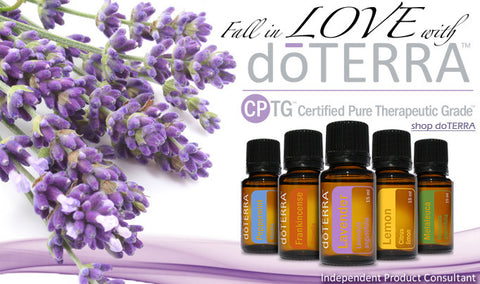 doTERRA Essential Oil Blends | Naturhelix Ear Candles