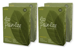 Eco PainEze - Pain Relief Patches | 24 Patches | 4 Boxes