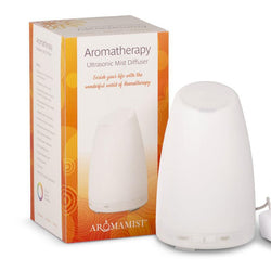 Ultrasonic Mist Diffuser - Aromatherapy