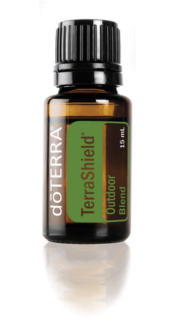 Terrashield Outdoor Essential Oil Blend | 15ml doTERRA