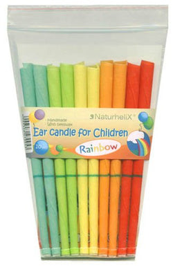 Specialised Ear Candles for Children Pack 10 - 5 Pairs - Chamomile