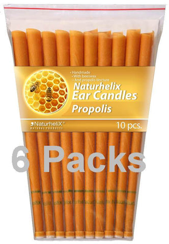 Ear Candles Propolis Pack 60 - 30 Pairs