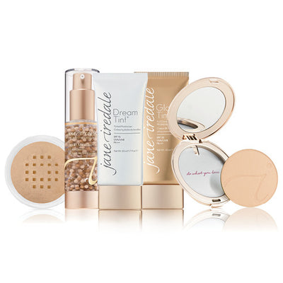 What's so Special about the jane iredale Range of Foundation?
