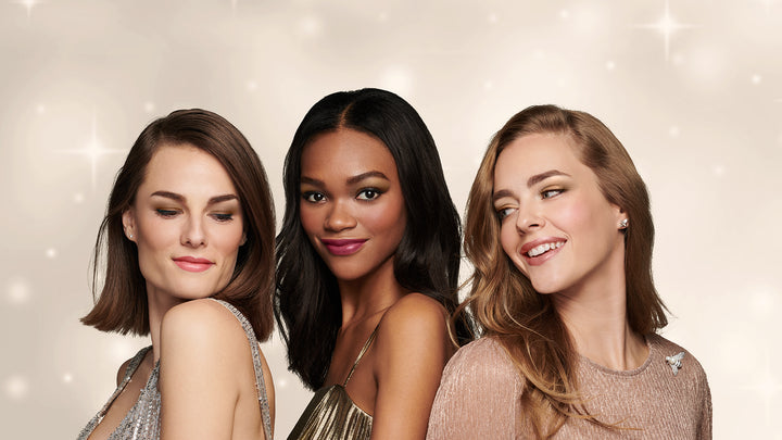 Get the look: Holiday Season Glam