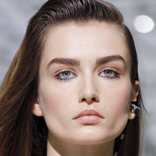 Milan Fashion Week Beauty: Versace