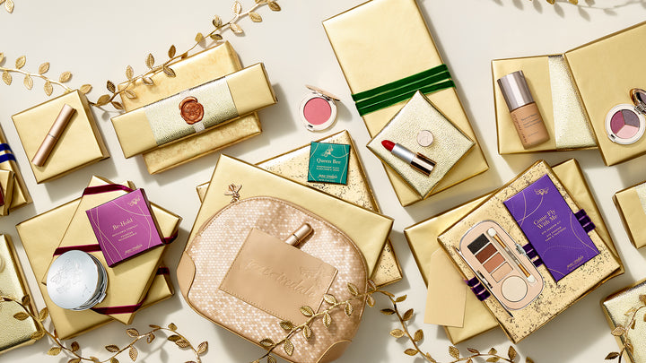 Gift-ready holiday beauty!