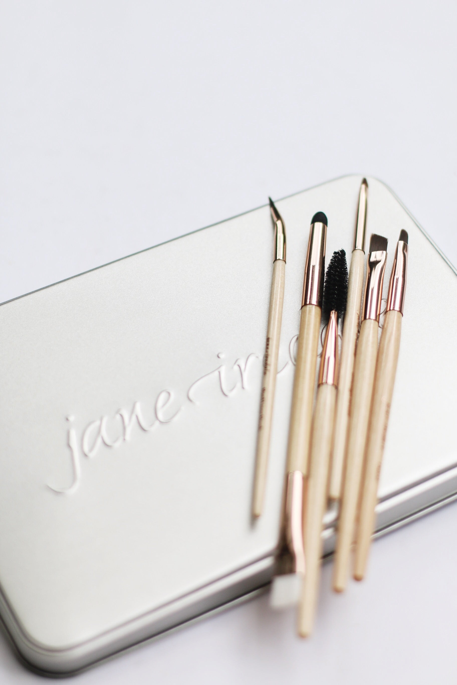 jane iredale Brows & Liner Brush Kit