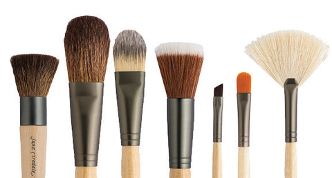 jane iredale's brush tutorial  jane iredale australia
