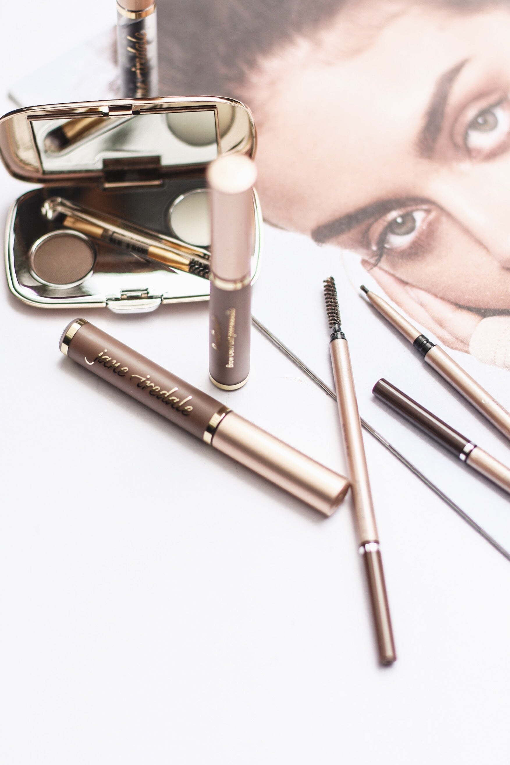 jane iredale Brow Products