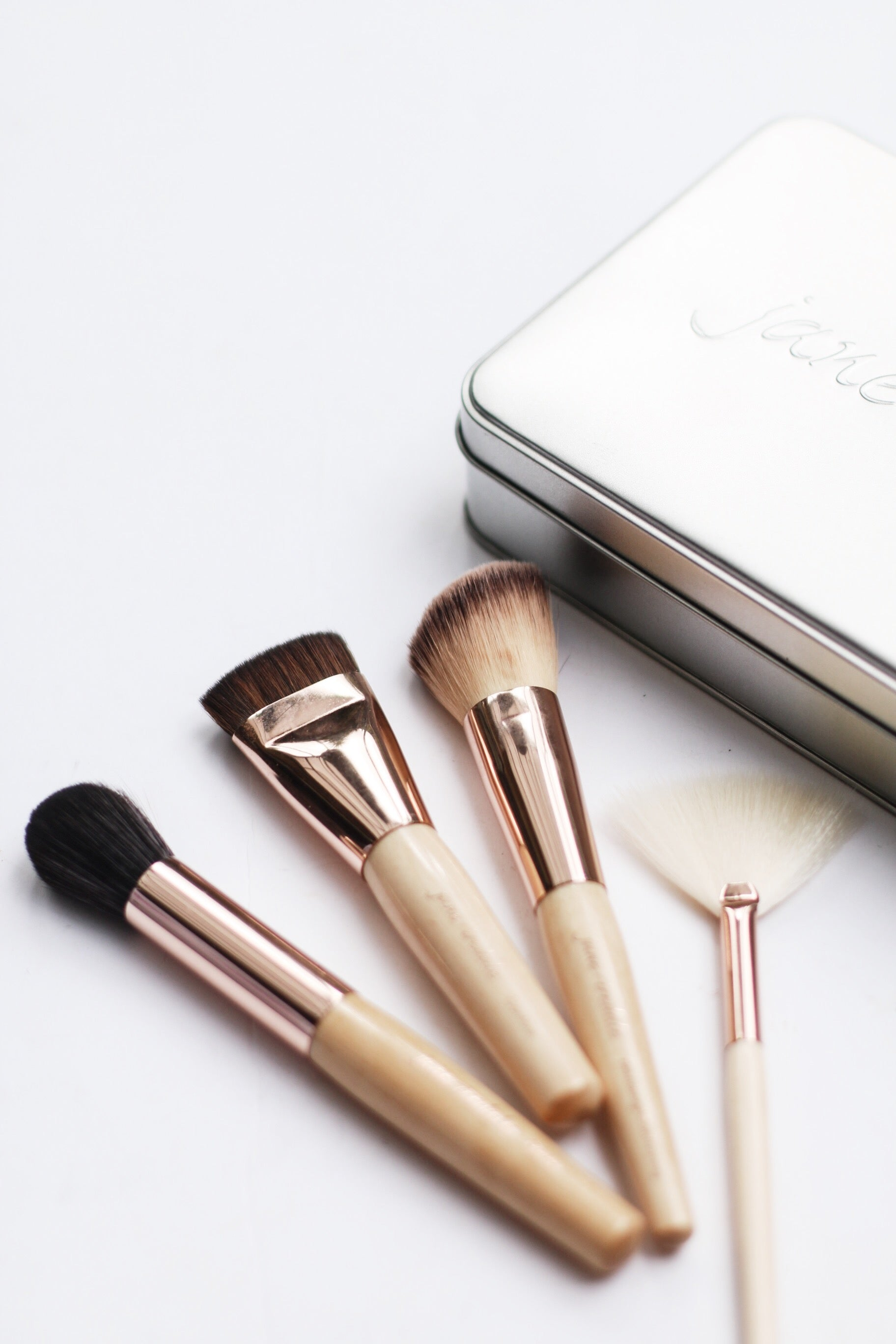jane iredale Blush & Bronzer Brush Kit