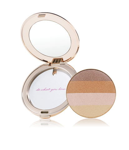 Moonglow Bronzer Refill & Compact