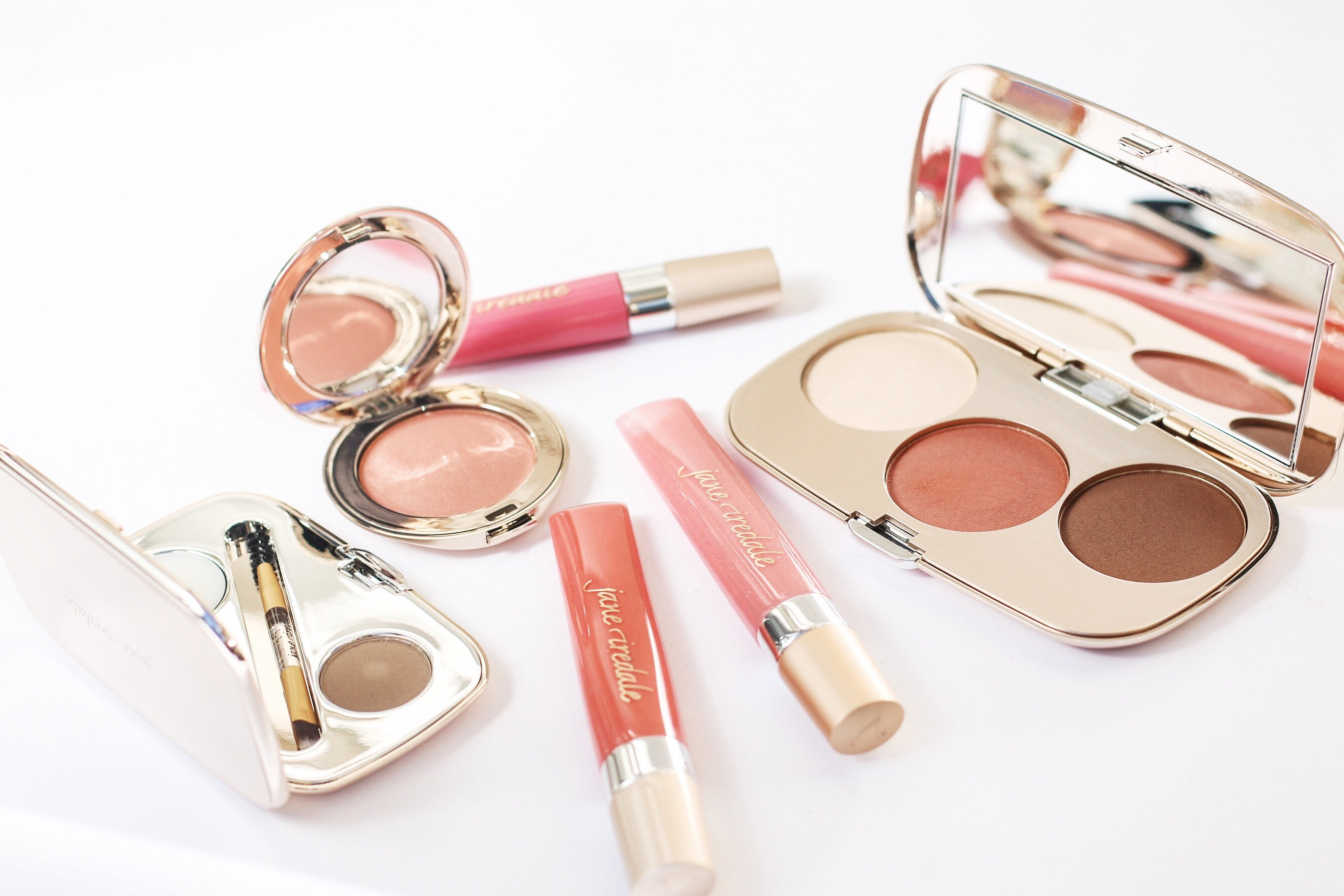 Beautiful Radiance shade collection