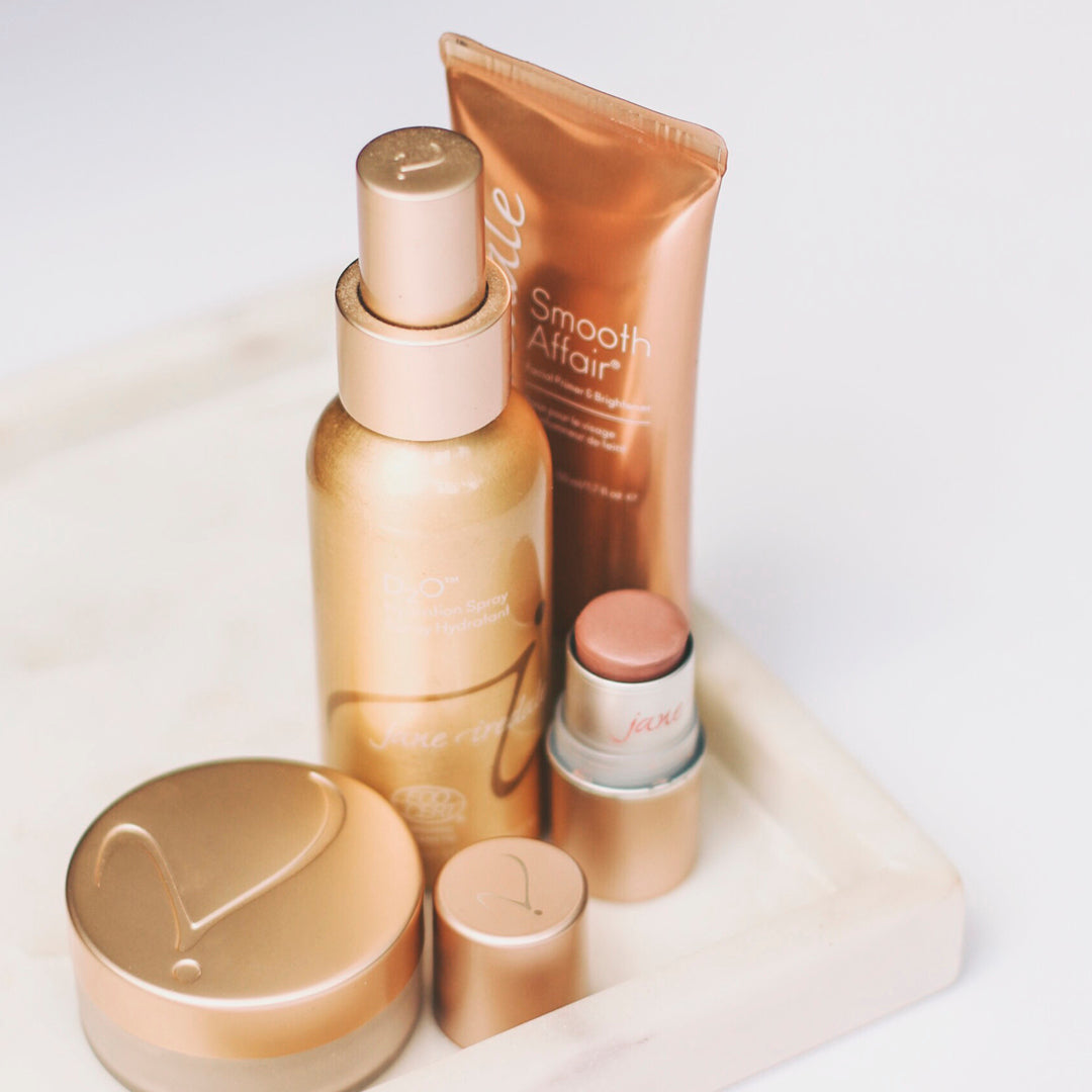 jane iredale mineral foundation