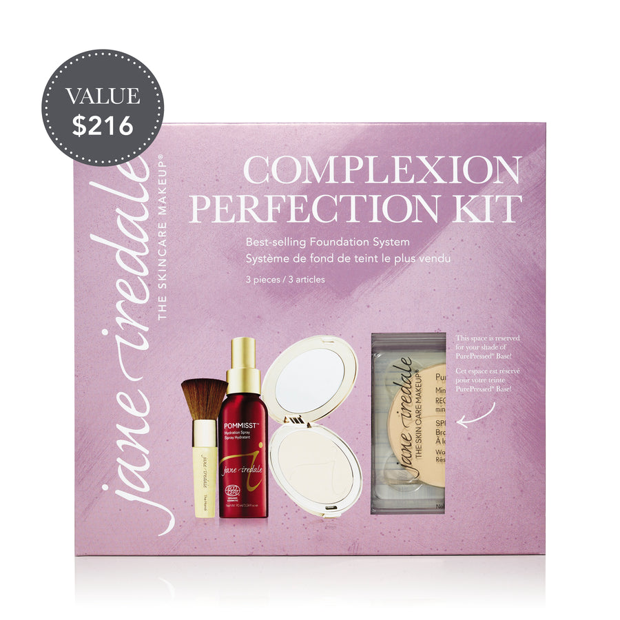 25 Year Anniversary Complexion Perfection Kit - jane iredale Mineral Makeup Australia