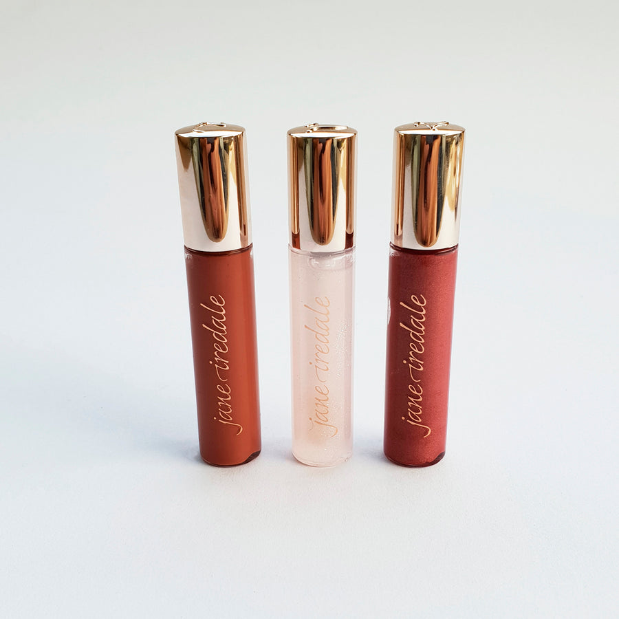 Limited Edition Kiss & Tell Lip Stain/Gloss Kit - jane iredale Mineral Makeup Australia