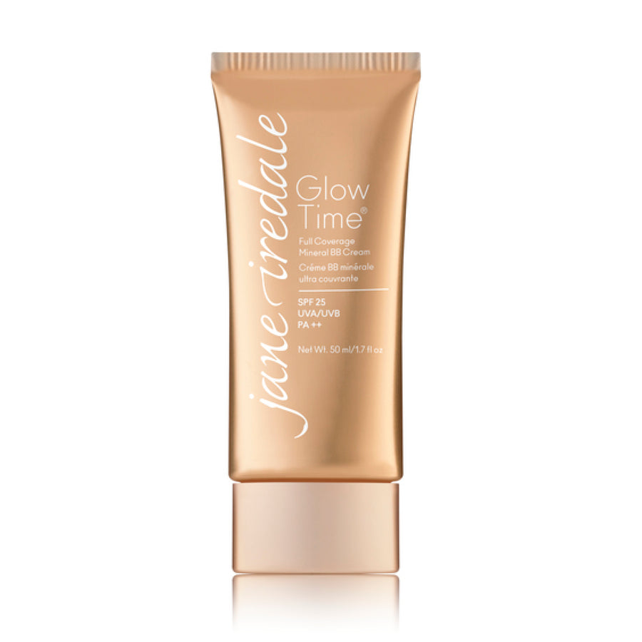 Glow Time® Full Coverage Mineral BB Cream (SPF 25 or 17) - jane iredale Mineral Makeup Australia