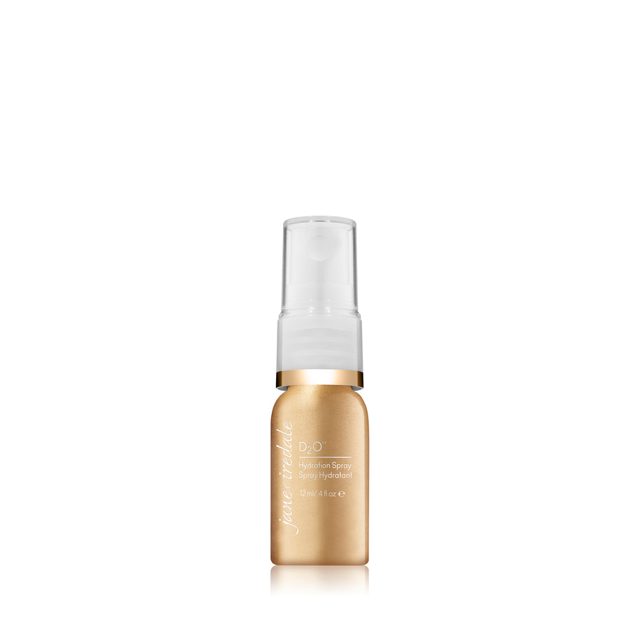 Limited Edition D2O™ Hydration Spray Mini (12ml) - jane iredale Mineral Makeup Australia