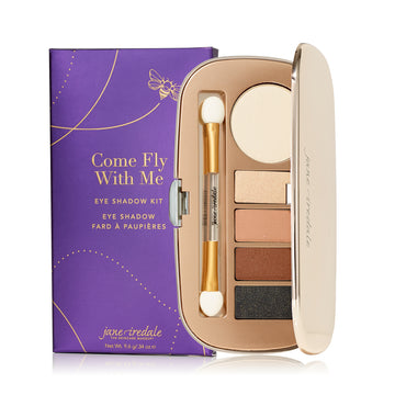Limited Edition Come Fly With Me Eye Shadow Kit - jane iredale Mineral Makeup Australia