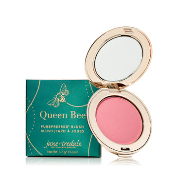 Limited Edition Queen Bee PurePressed® Blush - jane iredale Mineral Makeup Australia