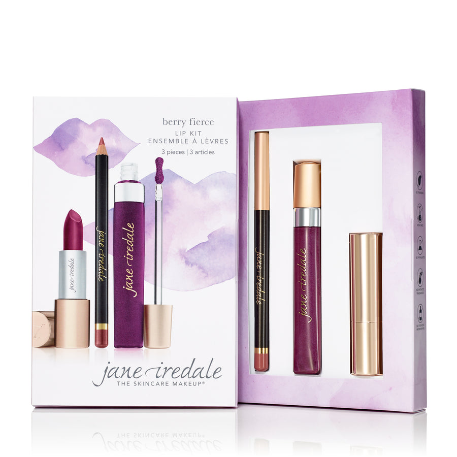 Limited Edition Lip Kit - jane iredale Mineral Makeup Australia