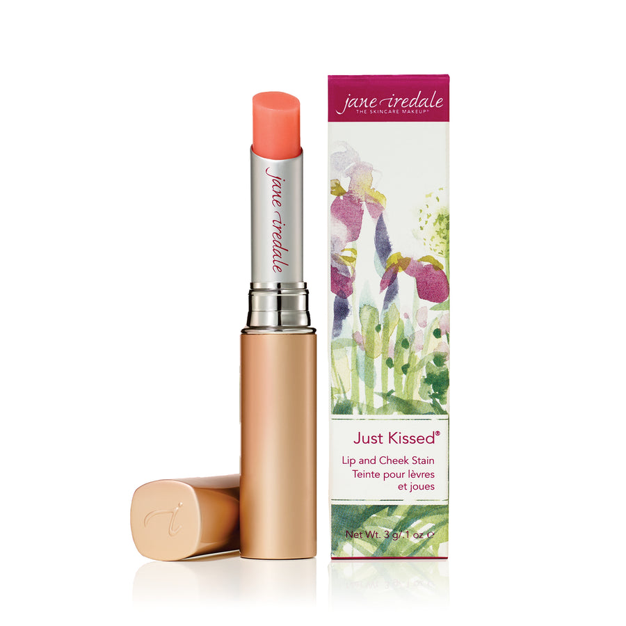 Limited Edition Just Kissed® Lip and Cheek Stain - Forever Pink - jane iredale Mineral Makeup Australia